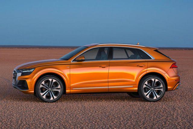 2020 Audi Q4 side