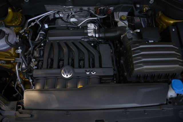 2020 VW Atlas engine