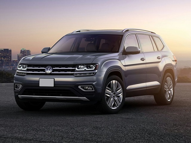 2020 VW Atlas Review, Changes - 2020 / 2021 New SUV