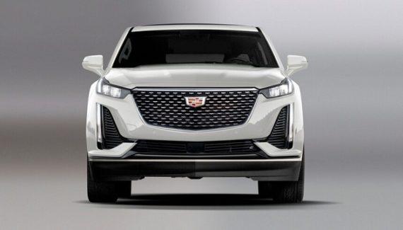 2021 Cadillac Escalade front