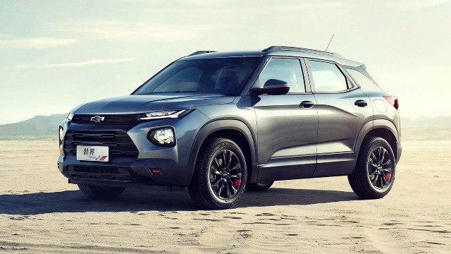 2021 Chevrolet Trailblazer – GM's newest SUV Slotted ...