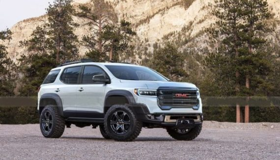 2022 GMC Jimmy front