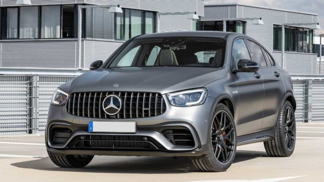 2020 Mercedes AMG GLC 63 S Full Review - 2020 / 2021 New SUV