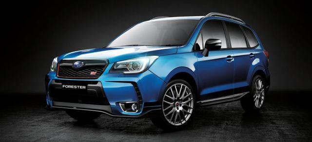 2020 Subaru Forester STI
