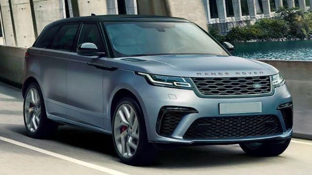 2020 Land Rover Range Rover Velar front
