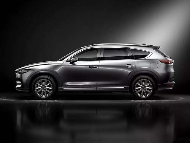 2020 Mazda CX-7 side