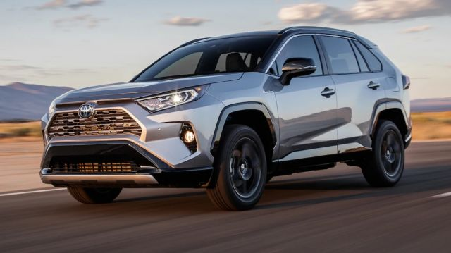 Tesla Resale Value >> 2020 Toyota RAV4 Hybrid Production Will Start Next Year