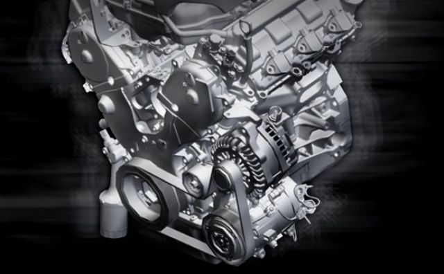 2021 Acura MDX engine