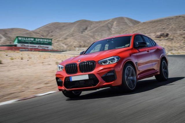 2021 BMW X3 M exterior