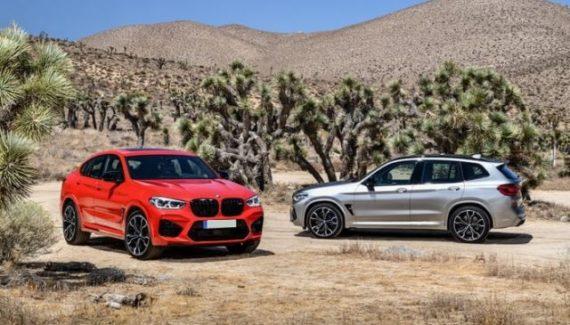 2021 BMW X3 front look
