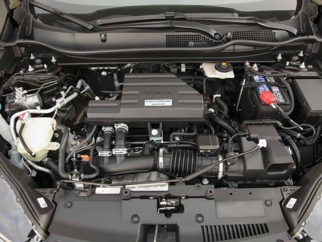 2021 Honda CR-V engine