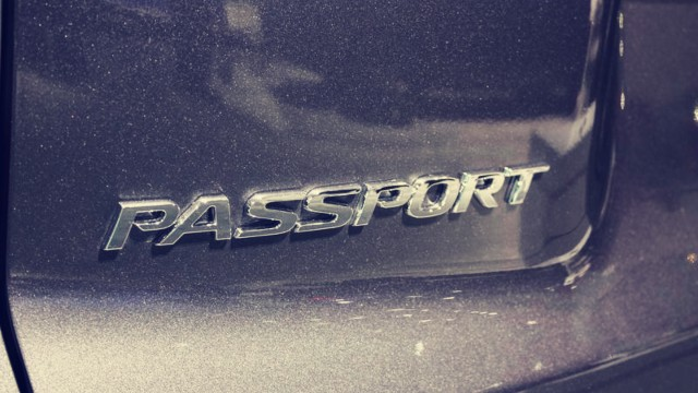 2021 Honda Passport trim levels