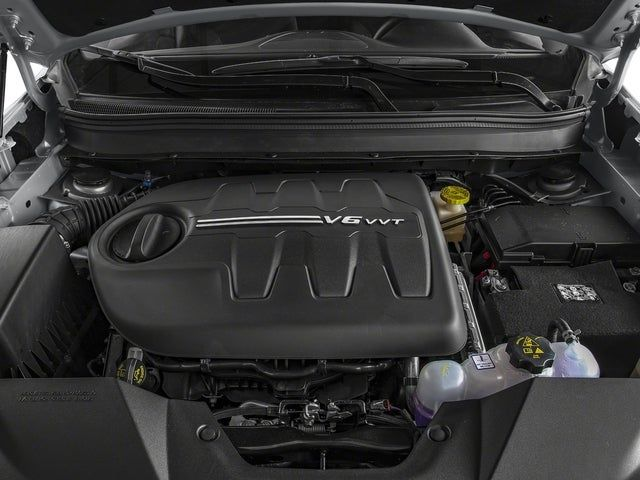 2021 Jeep Cherokee engine
