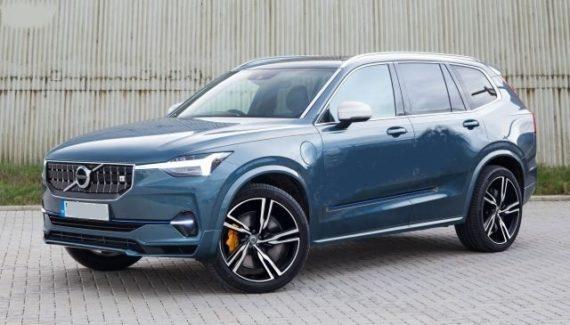 2021 Volvo XC90 exterior