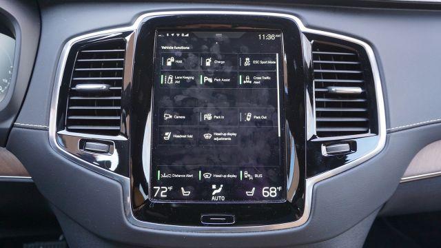 2021 volvo xc90 gets level 4 autonomous driving   2021 new suv