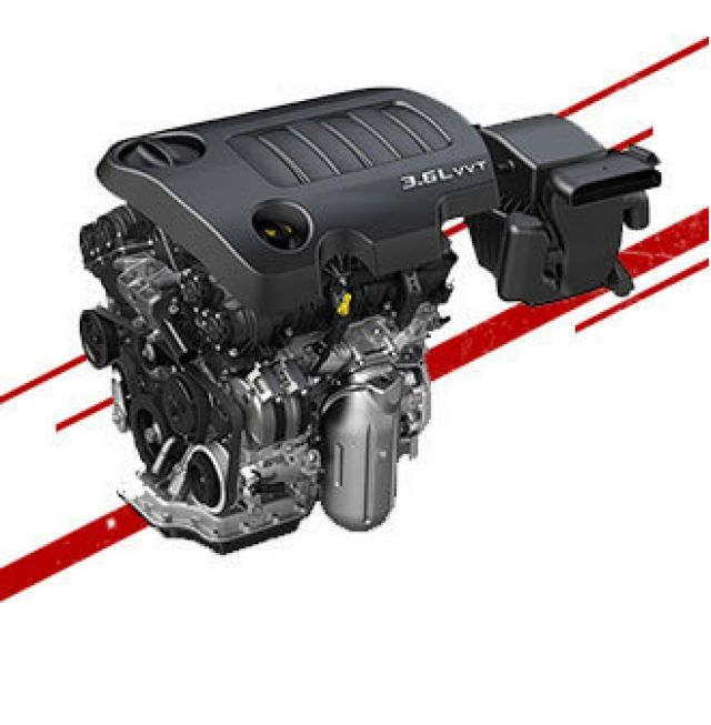 2021 Dodge Journey engine