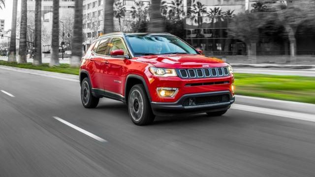 2021 Jeep Compass exterior