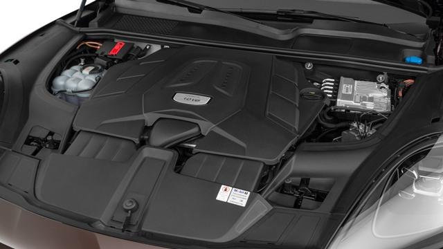 2021 Porsche Cayenne engine