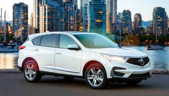 2021 Acura RDX facelift