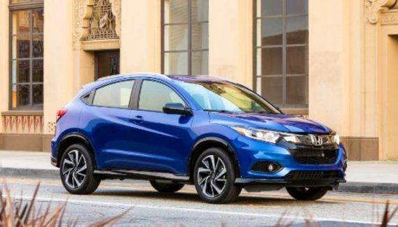 2021 Honda HR-V redesign