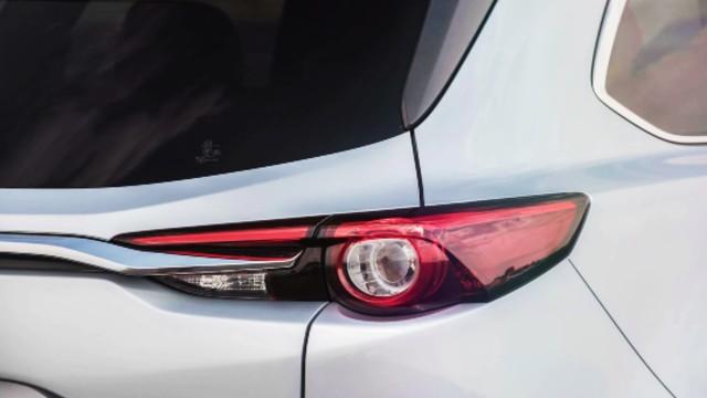2021 Mazda CX-9 exterior