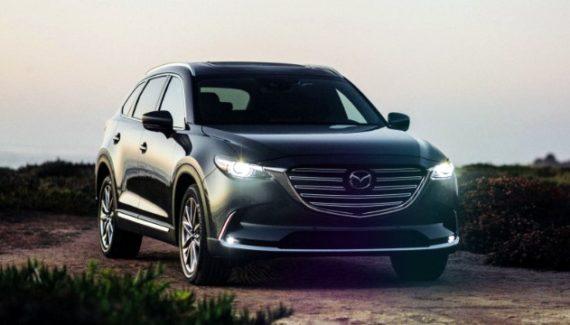 2021 Mazda CX-9 facelift