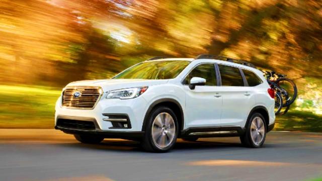 2021 Subaru Ascent exterior