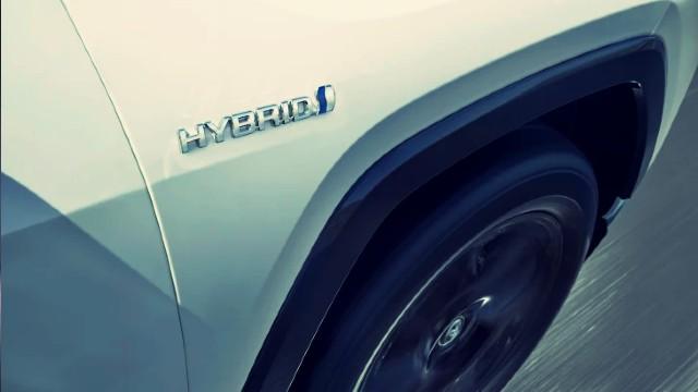 2021 Toyota RAV4 PHEV range