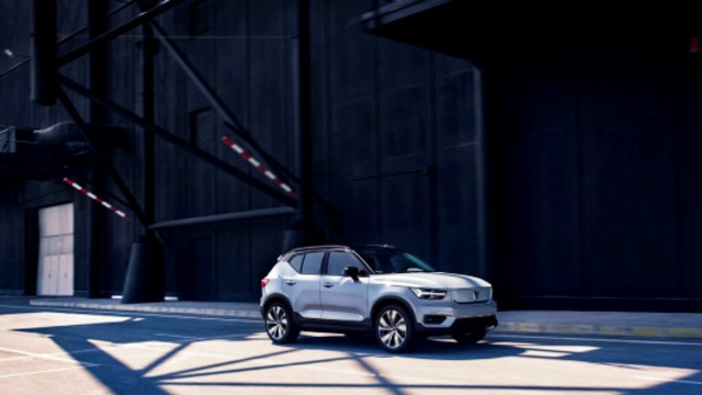 2021 volvo xc40 recharge  sweden u2019s first all-electric vehicle   2021 new suv