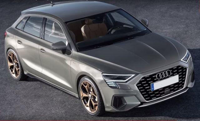 2021 Audi Q3 exterior