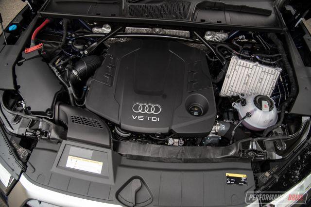 2021 Audi Q5 powertrain