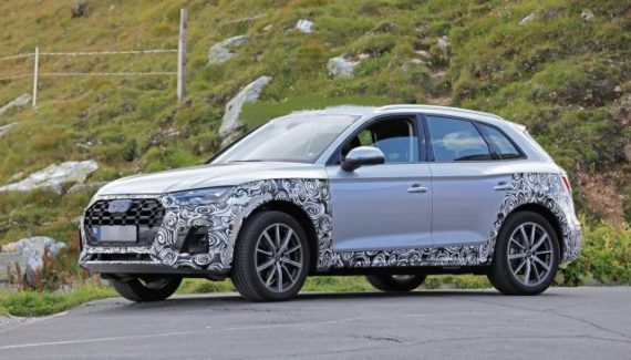 2021 buick enclave spied hiding under heavy camouflage   2021 new suv