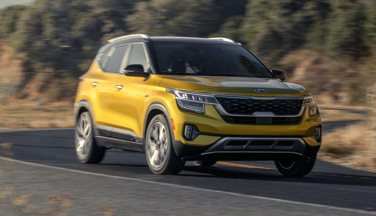 allnew 2021 kia seltos introduced at la auto show  2020