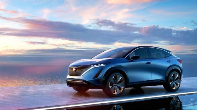 2021 Nissan Ariya exterior