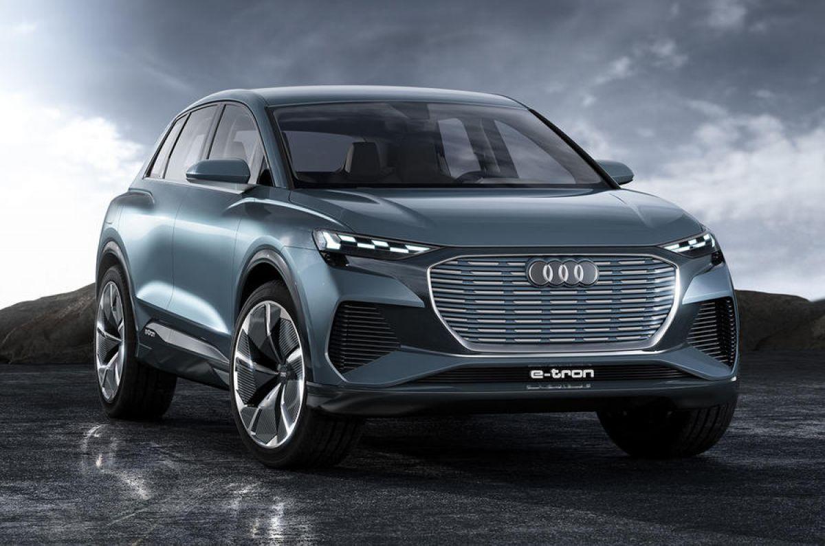 2021 Audi Q4 e-Tron Will Introduce Futuristic Design ...