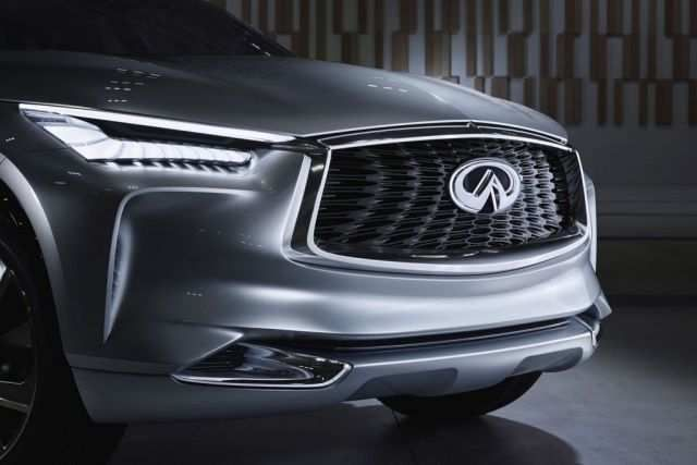2021 infiniti qx70 - return of the iconic suv   2021 new suv