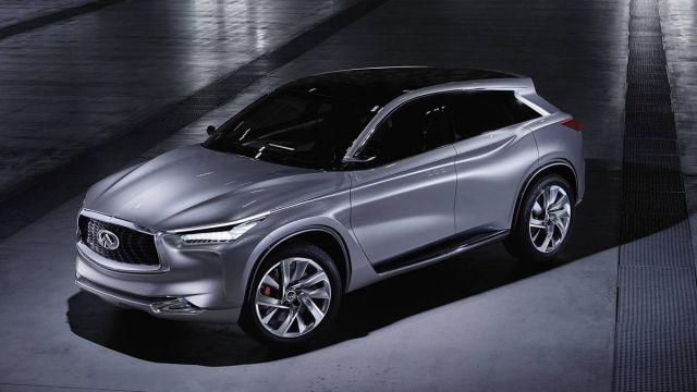 2021 infiniti qx70  return of the iconic suv  2020