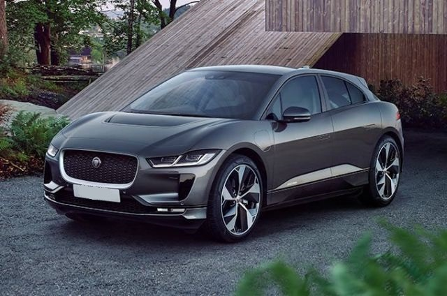 2021 Jaguar I-Pace exterior