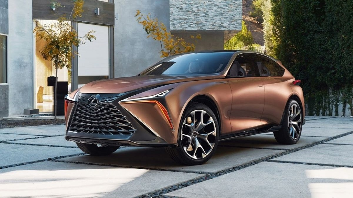 2021 lexus nx will get an improved safety system   2021 new suv