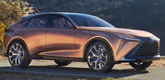 2021 lexus nx will get an improved safety system  2020