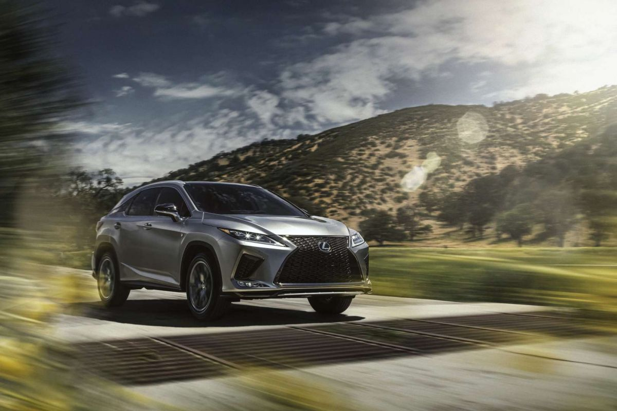 2021 lexus rx350 redesign release date  2020  2021 new suv