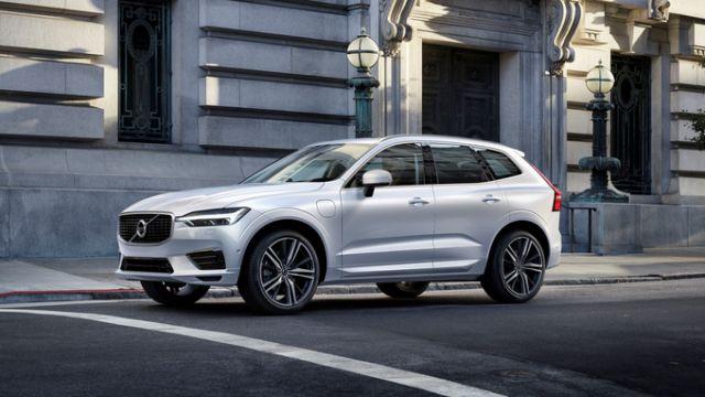 2021 Volvo XC60 exterior