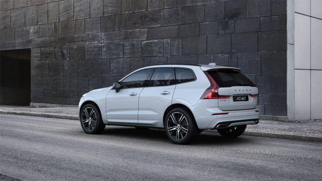 2021 Volvo XC60 rear