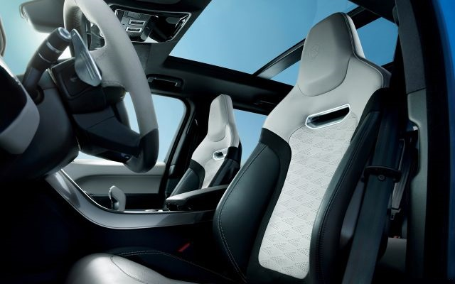 2021 Land Rover Range Rover Sport cabin