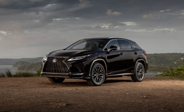 2021 lexus rx is slightly improved  2020  2021 new suv