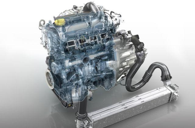 2021 Renault Kadjar engine