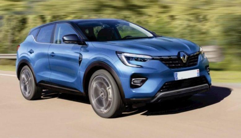 2021 Renault Kadjar front