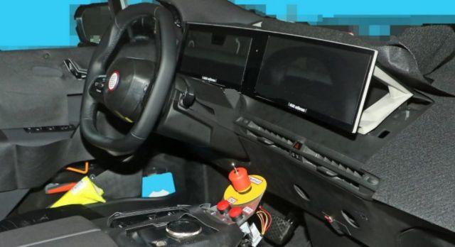 2021 BMW iX5 cabin