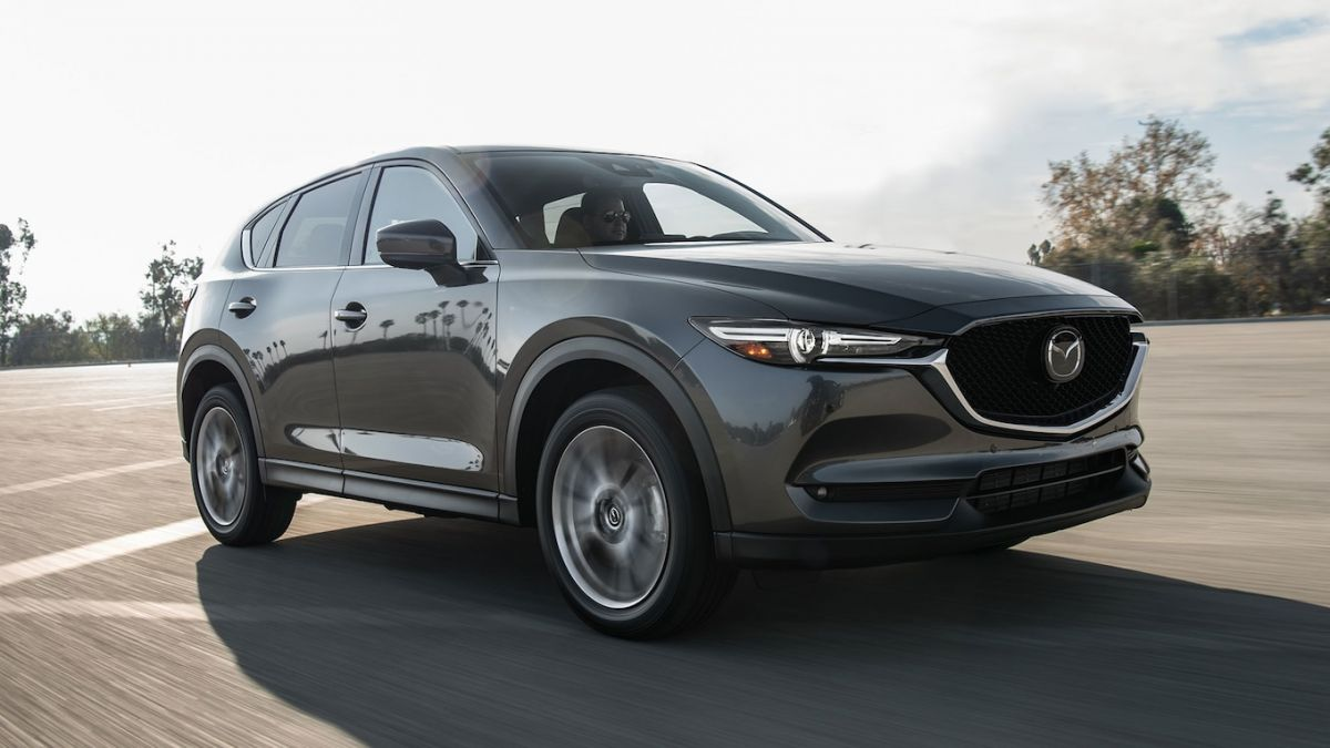 2020 Mazda Cx 7 New Model and Performance