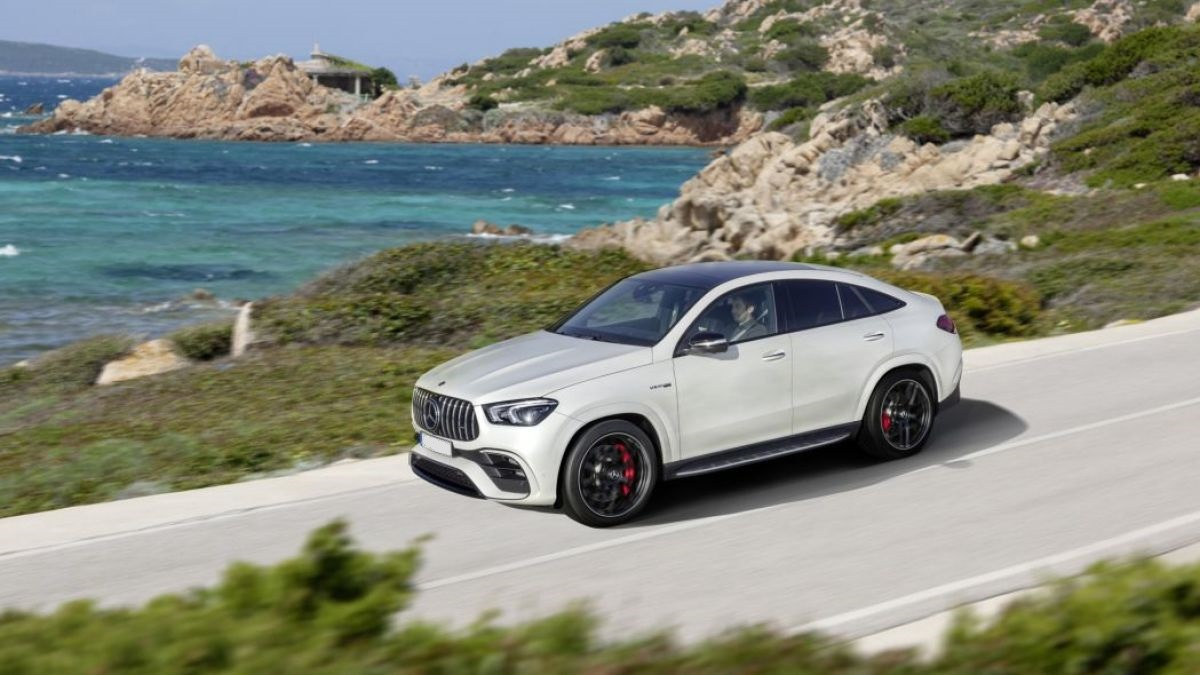 2021 Mercedes-AMG GLE 63 S Coupe Offers Luxurious and ...